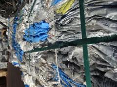 Reducción de residuos voluminosos
