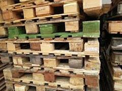 Subproducto madera Calidad A, reutilización
