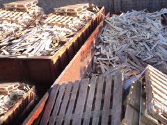 Recuperación de papel y cartón, metales, plásticos, madera, vítreo, hidrocarburos, aceites