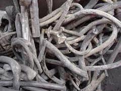 Metales no férricos Plomo: Baterías, Tubería, Plancha, etc.