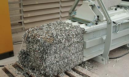 CTR gestiona su posterior reciclaje