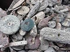Metales no férricos Óxidos Metálicos: zinc