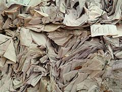 Subproducto papel y cartón periódicos