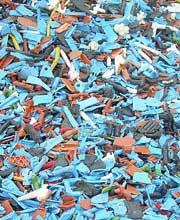 Plástico PBT con fibra de vidrio