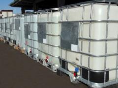 Acondicionamiento de residuos industriales