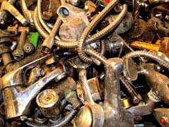 Metales no férricos Latón: Hilo, Recorte, Estañado, etc.