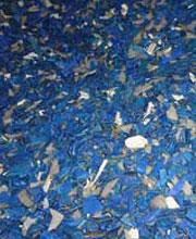Plástico PE Triturado
