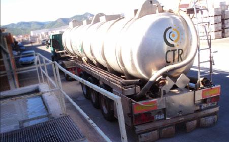 Cisternas autocargantes